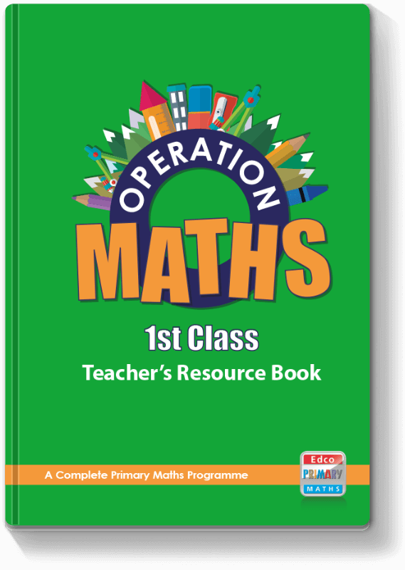 Operation Maths 1st Class - TRB 2016