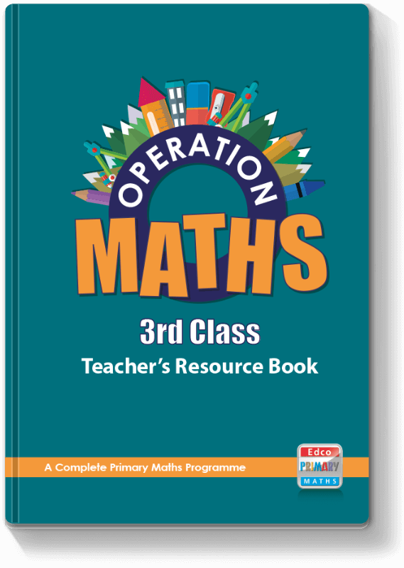 Operation Maths 3rd Class - TRB 2016