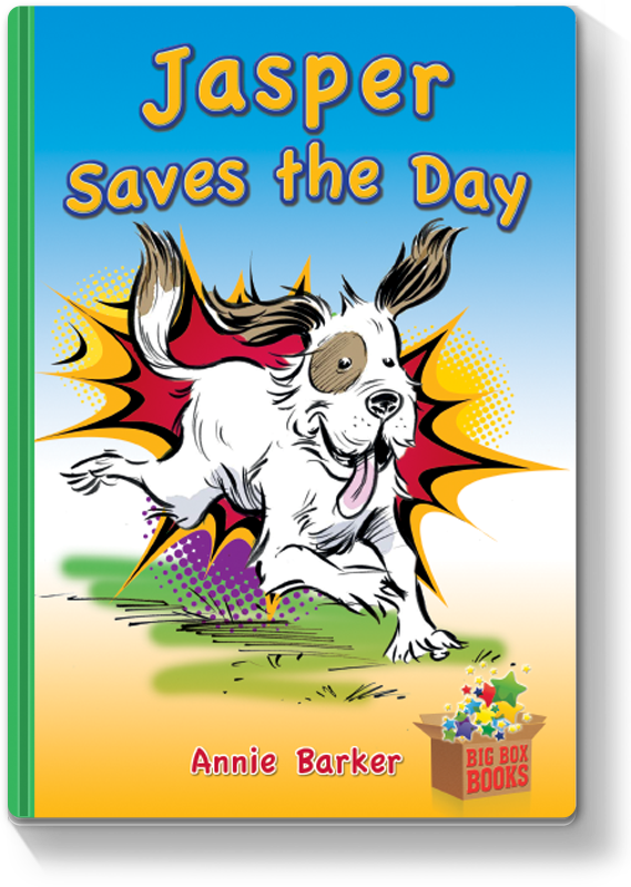 Jasper Saves the Day 2012