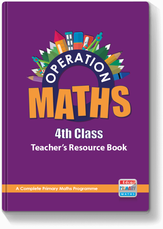 Operation Maths 4th Class - TRB 2016
