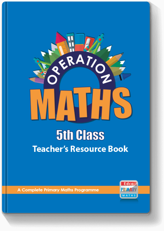 Operation Maths 5th Class - TRB 2016