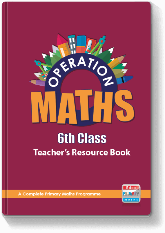 Operation Maths 6th Class - TRB 2016