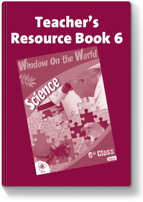 Window on the World 6 Science - TRB 2010