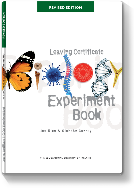 Leaving Certificate Biology - Experiment Book 2009