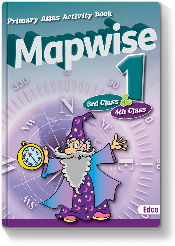 Mapwise 1 - 3th & 4th Class 2012