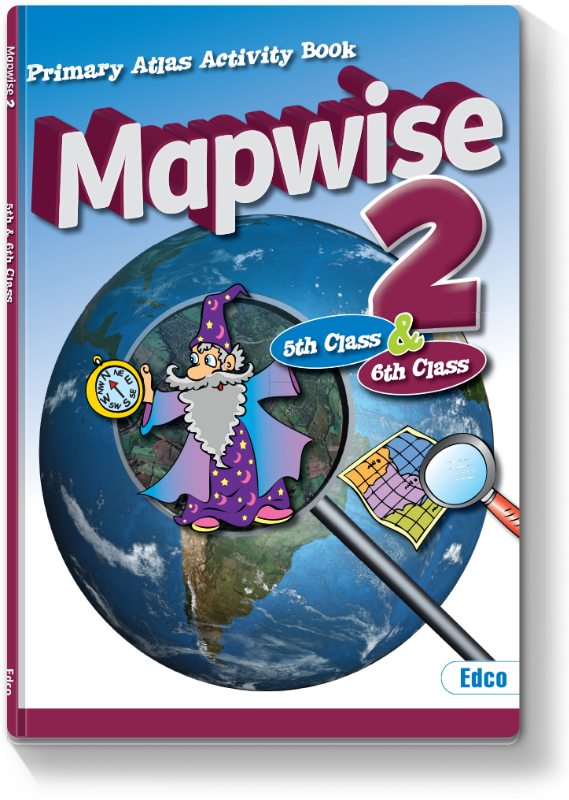 Mapwise 2 - 5th & 6th Class 2012