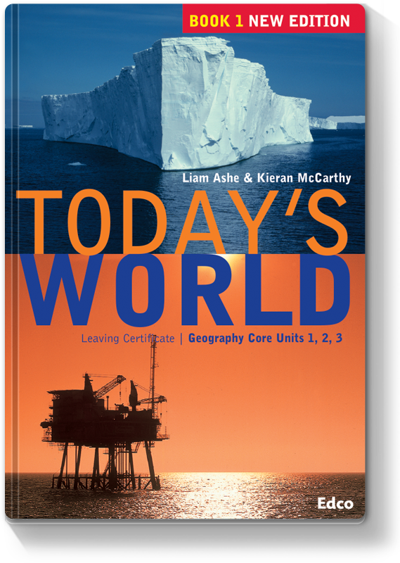 Today's World Book 1 - Old Edition 2007