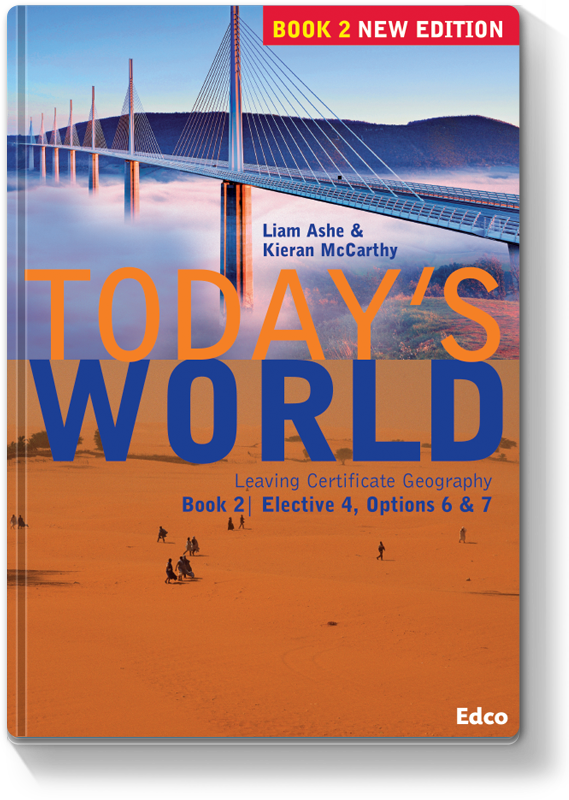 Today's World Book 2 - Old Edition 2008