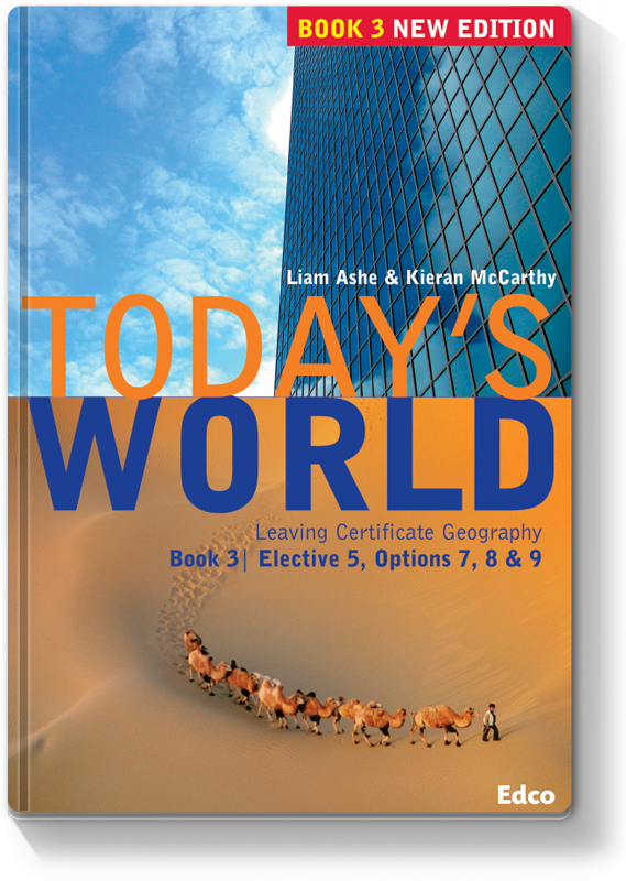 Today's World Book 3 - Old Edition 2008