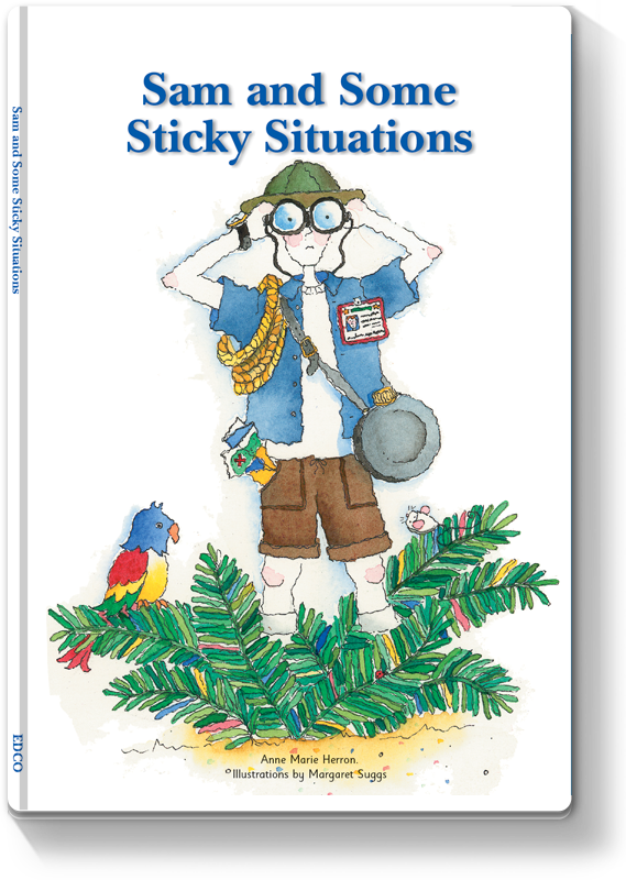 Sam and Some Sticky Situations 2000