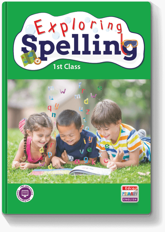 Exploring Spelling - 1st Class 2017