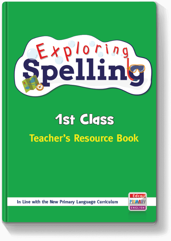 Exploring Spelling - 1st Class TRB 2017