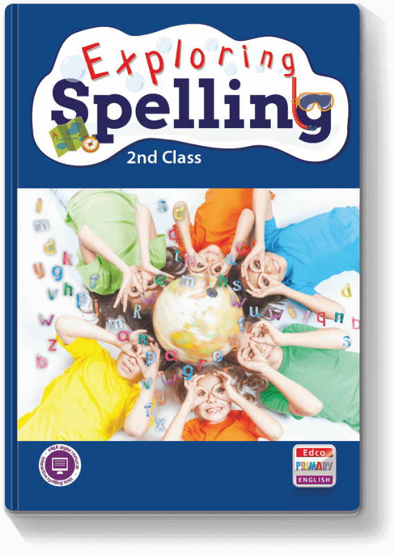 Exploring Spelling - 2nd Class 2017