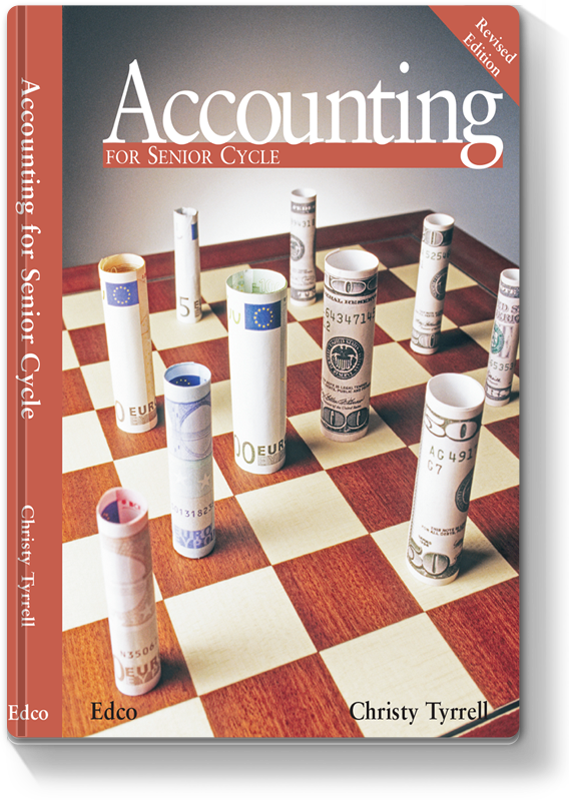 Accounting for Senior Cycle 2nd Edition 2006