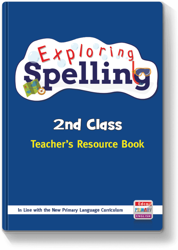 Exploring Spelling - 2nd Class TRB 2017