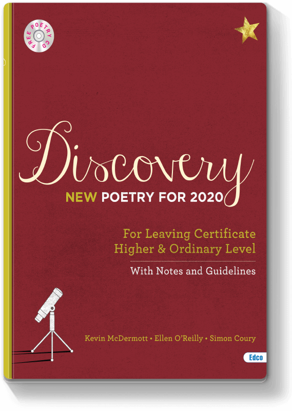 Discovery - New Poetry for 2020
