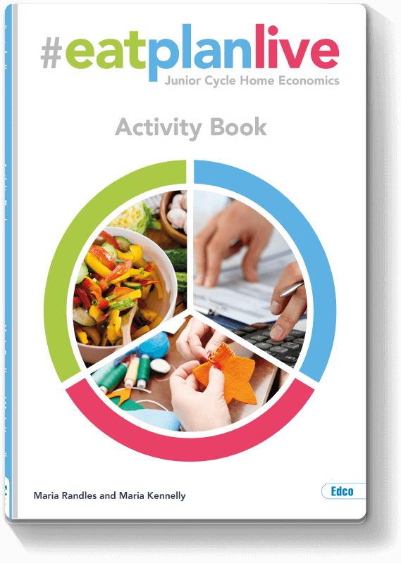 #eatplanlive - Activity Book 2018