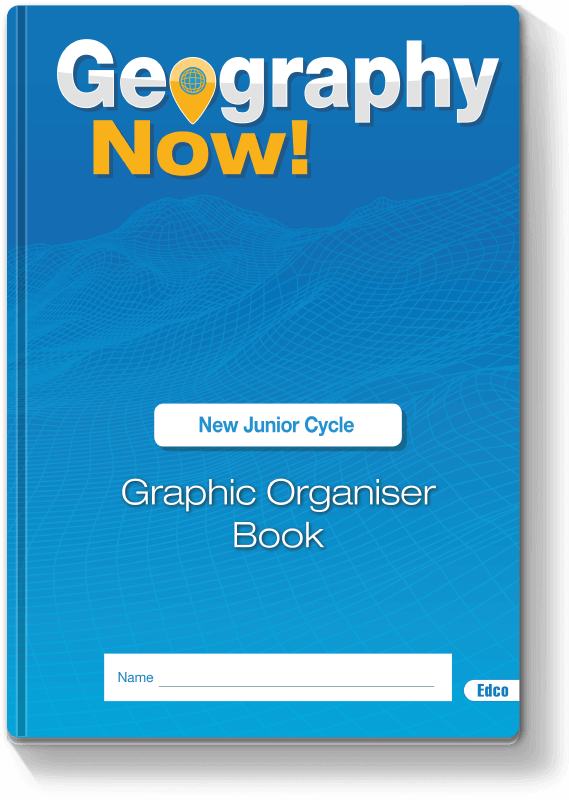 Geography Now! - Graphic Organiser Book 2018