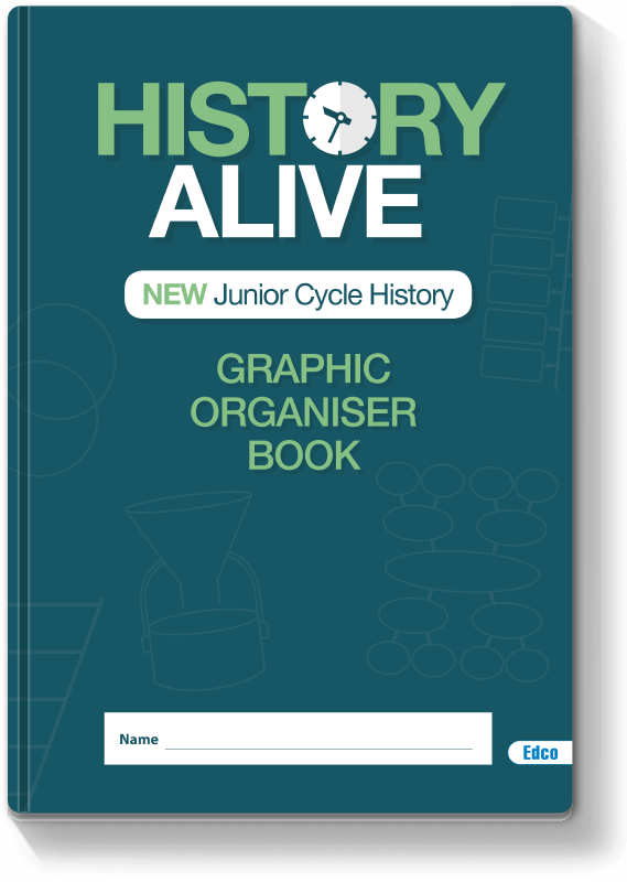 History Alive - Graphic Organiser Book 2018