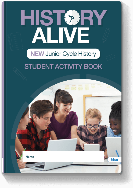 History Alive - Activity Book 2018