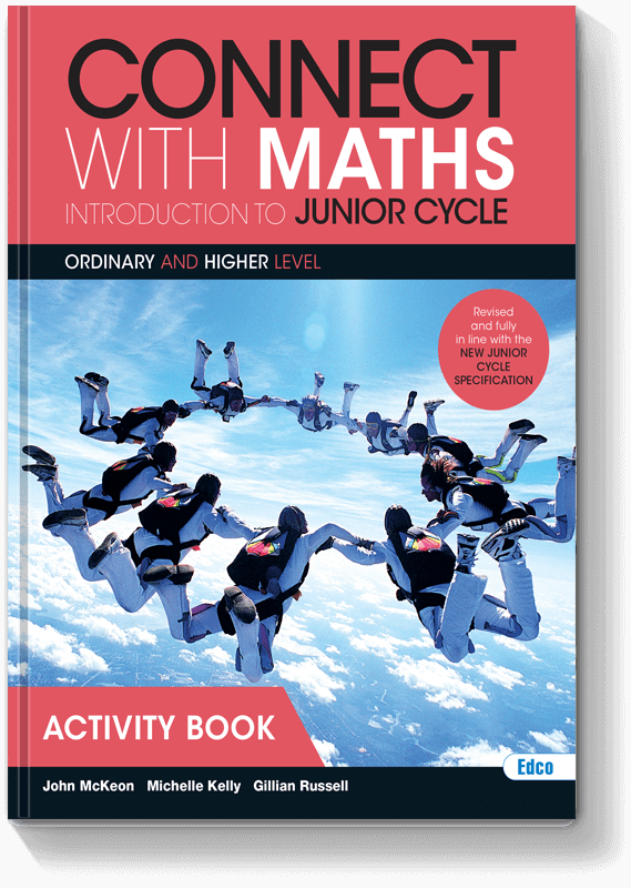 Connect with Maths - Introduction to Junior Cycle - Workbook 2018