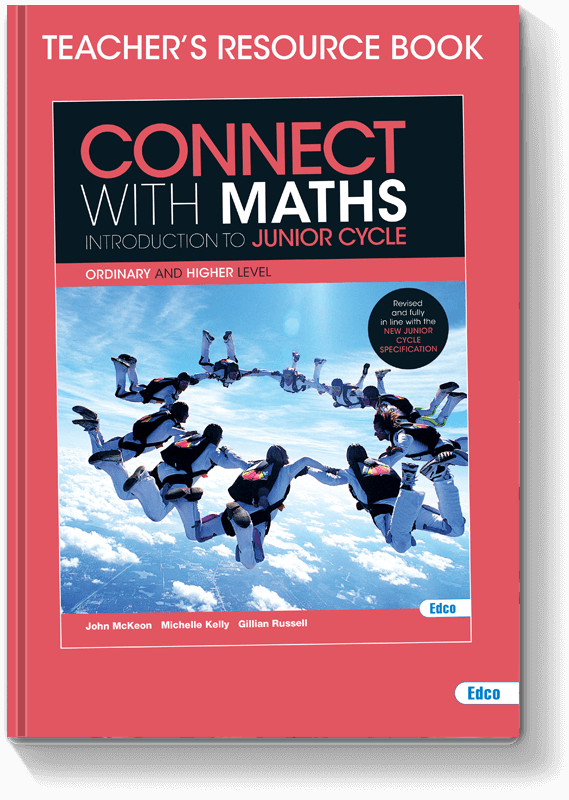 Connect with Maths - Introduction to Junior Cycle - TRB 2018