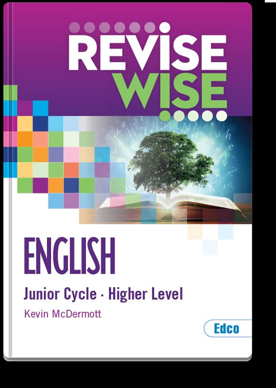 RW JC English HL 2018