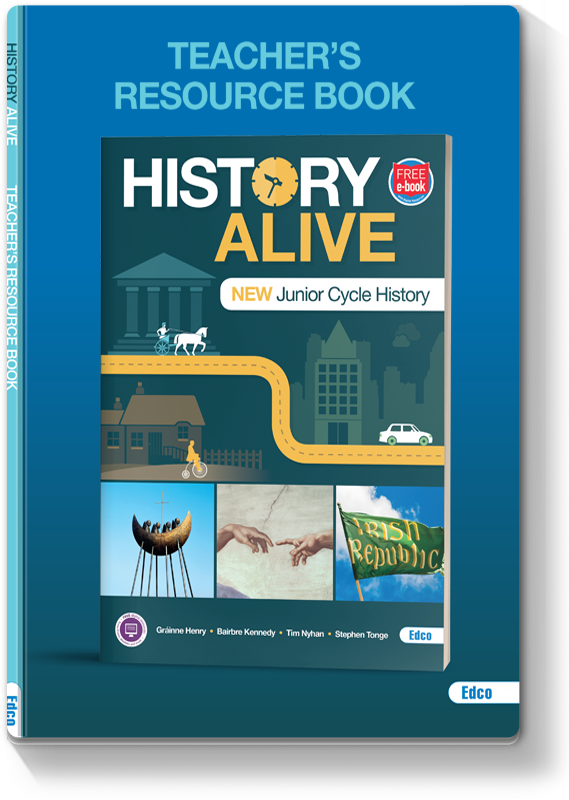 History Alive - TRB 2018