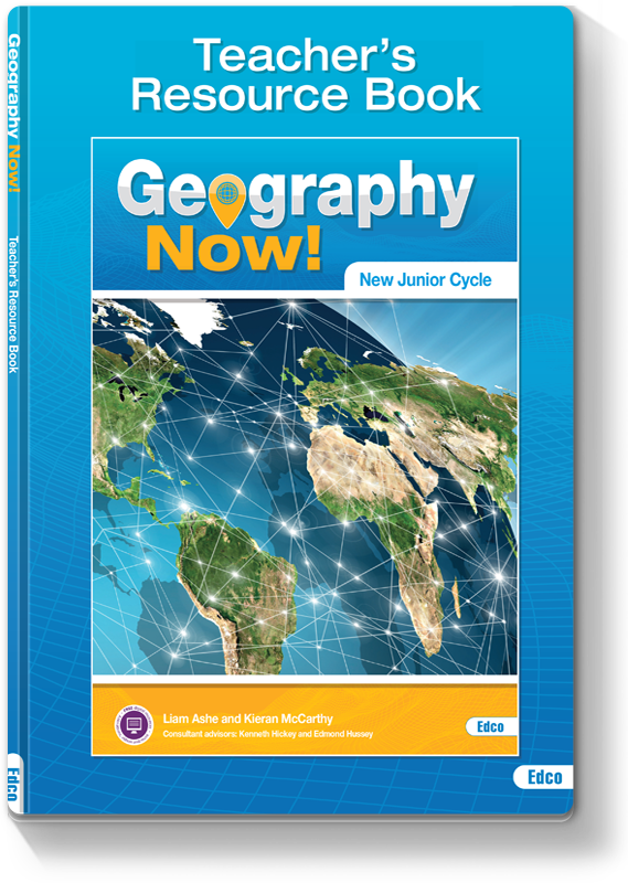 Geography Now! - TRB 2018