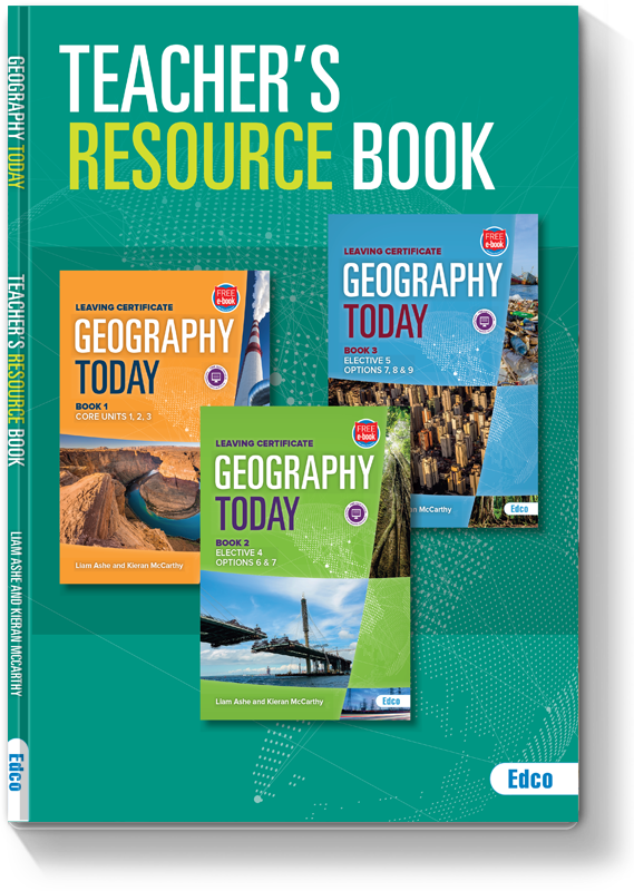 Geography Today - TRB