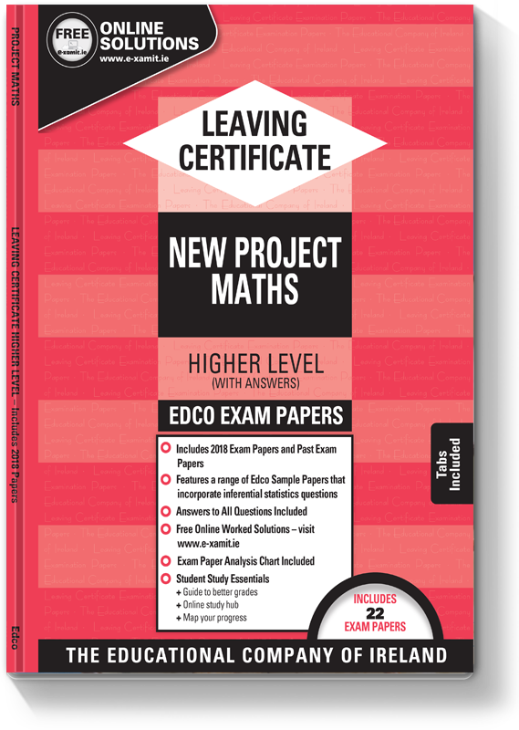 Maths Higher Level - LC