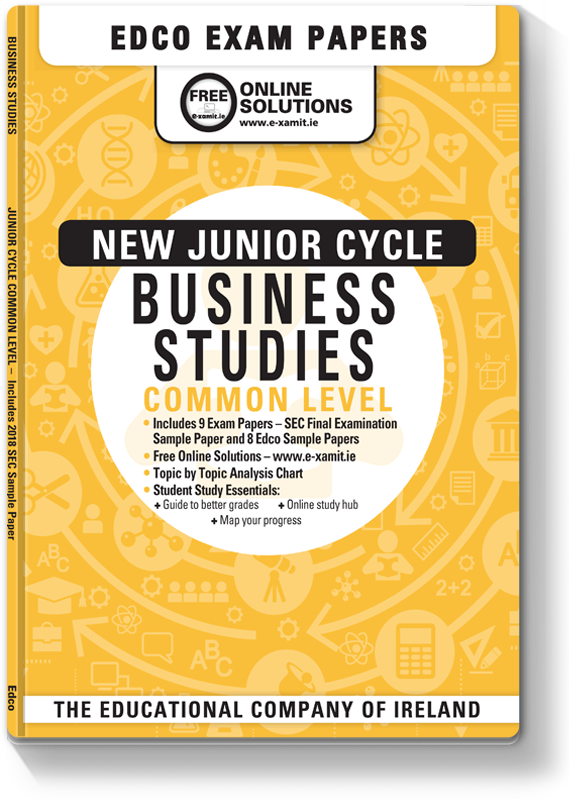 Business JC Exam Papers 2019