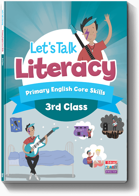 Let's Talk Literacy 3 2019