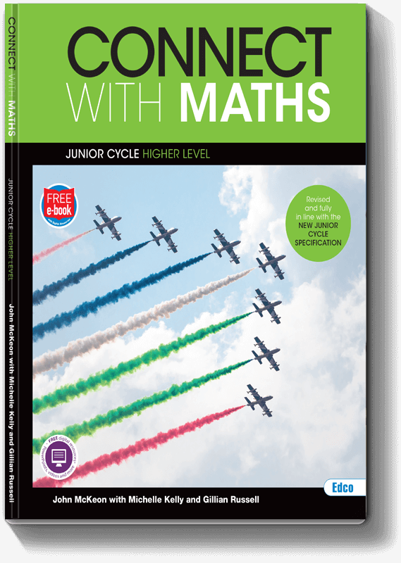 Connect with Maths Junior Cycle HL 2019
