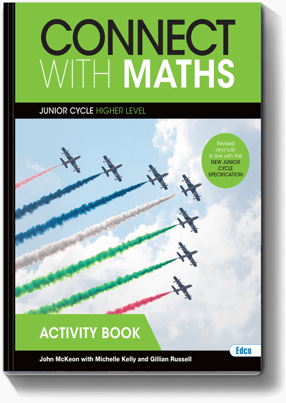 Connect with Maths Junior Cycle HL Activity Book 2019