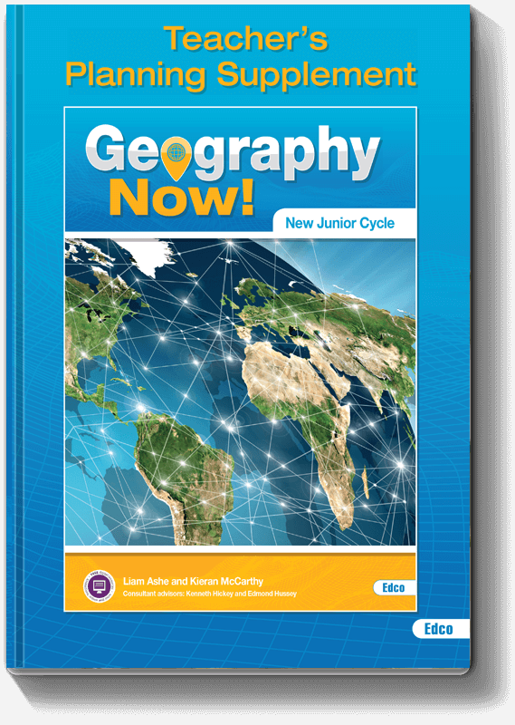 Geography Now! Teacher's Planning Supplement 2019