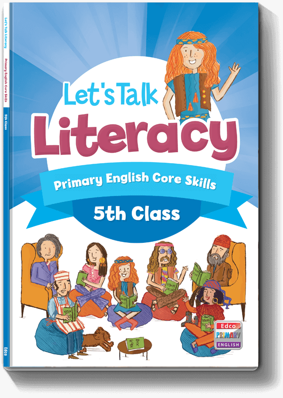 Let's Talk Literacy 5 2019
