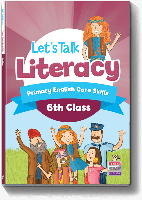 Let's Talk Literacy 6 2019