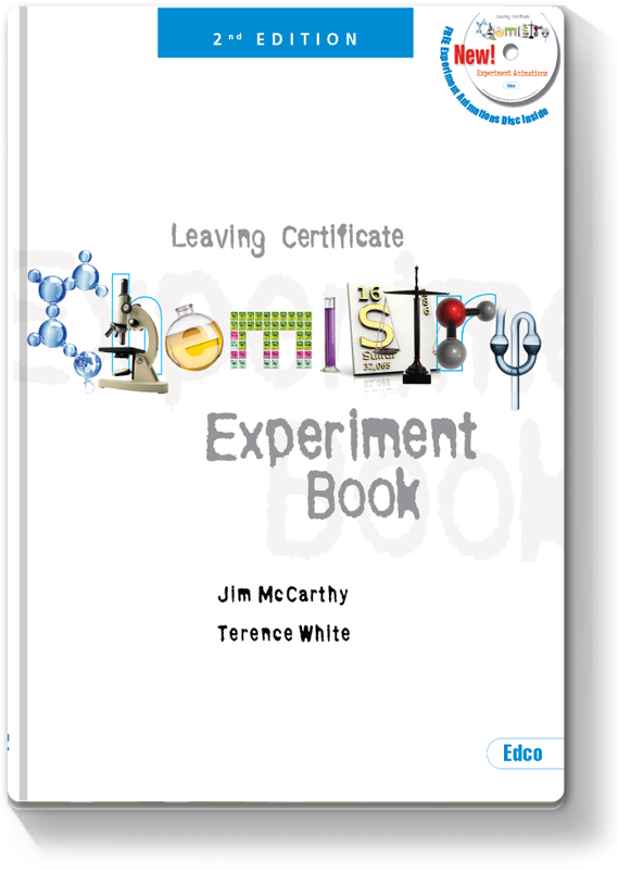 Chemistry Experiment Book 2011