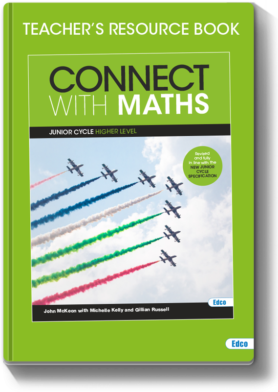 Connect with Maths Junior Cycle HL TRB 2019