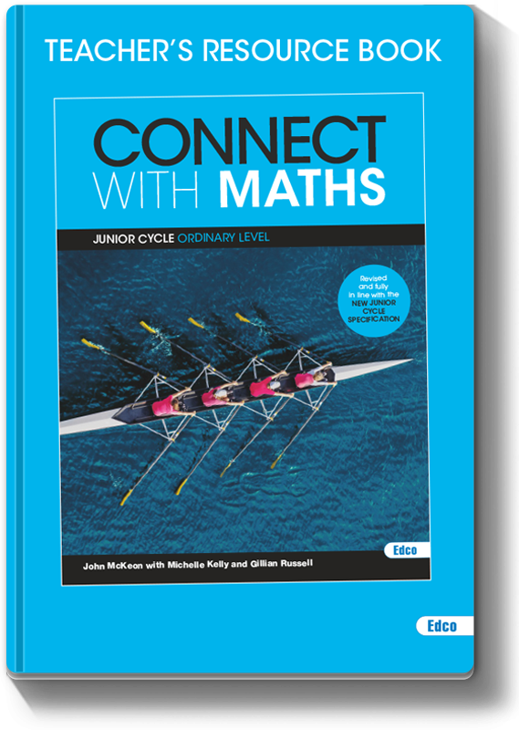 Connect with Maths Junior Cycle OL TRB 2019
