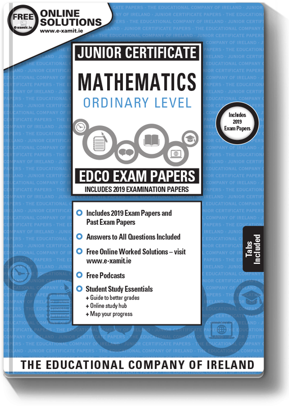 Maths Exam Papers JC OL 2019