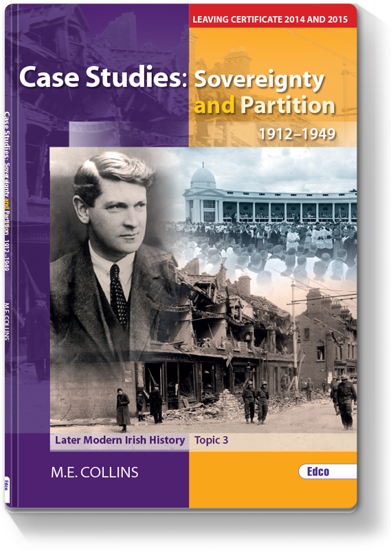 Case Studies: Sovereignty and Partition 1912–1949