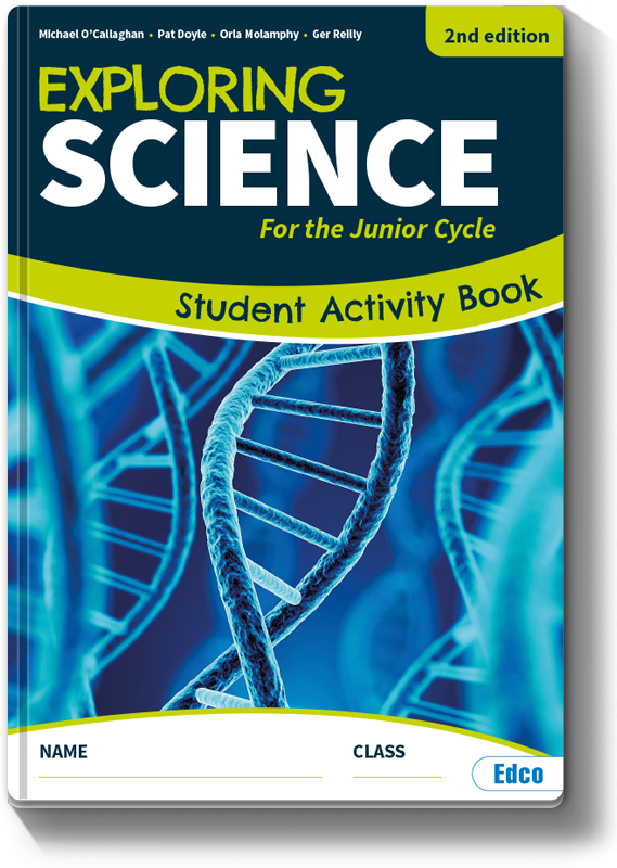 Exploring Science 2nd Edition - Student Activity Book