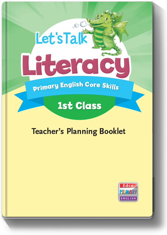 Let's Talk Literacy 1 - Teacher's Planning Booklet
