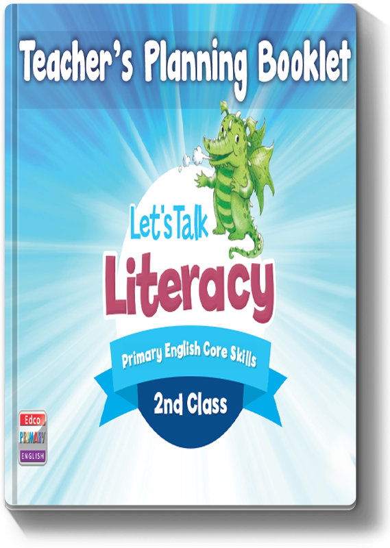 Let's Talk Literacy 2 - Teacher's Planning Booklet