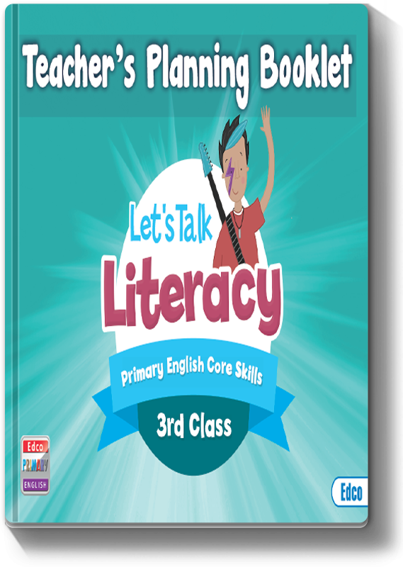 Let's Talk Literacy 3 - Teacher's Planning Booklet