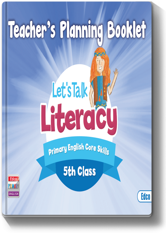 Let's Talk Literacy 5 - Teacher's Planning Booklet
